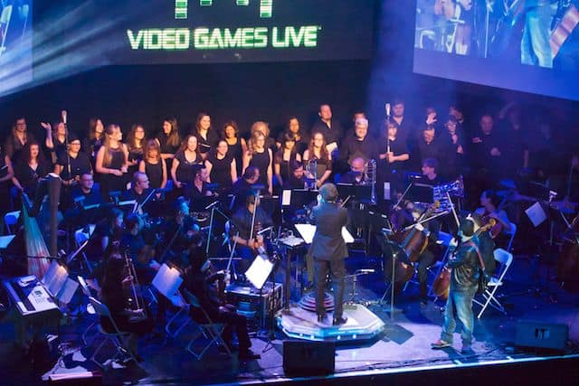 Video Games Live The Wellmont Theater