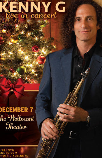 kenny-g_wellmont-theater_december-7-2016