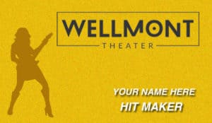 Wellmont VIP Club: Hit Maker