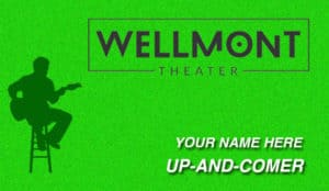 Wellmont VIP Club: Up-and-Comer