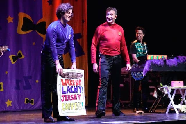 The Wiggles - - The Wellmont Theater